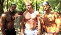 Lord Vital (Beastmode) & Furious Pete - Brooklyn Street Workout