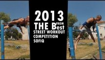 Stoyan Stoyanov and Angel Genchev - Street Workout Competition Sofiq