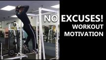 NO MORE EXCUSES! - Workout Motivation 2015