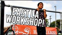 East LA BarStarzz Workshop!