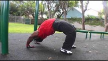 Street Calisthenics Workout - The Barz Never Lie!