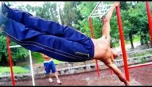 Street Workout - Guerreros Barra GDL
