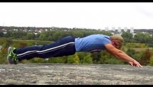 (MAX REPS) Lalanne Fingertip Push Ups (Calisthenics & Weight Training)
