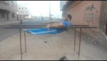 Street Workout Morocco :Safi-City Bar-Marinez 3