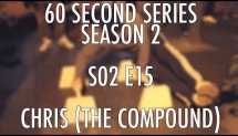 60SS S02 E15 Chris x The Compound (street workout calisthenics)
