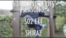 60SS S02 E14 Shiraz (street workout calisthenics)
