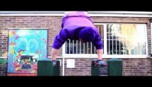 Winter Bar Jam - pt 2 - UK Calisthenics - Compound - UKBC