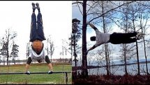 Calisthenics Workout Motivation - Outdoor/Bodyweight