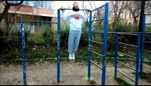 WorkOut - Training on the playground (2013)