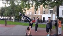 Adam Bently Street Workout 2k14