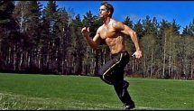 Hill sprints: Increase power, build muscle & burn fat
