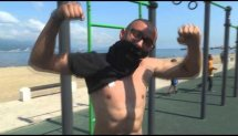 Workout training in Novorossiysk