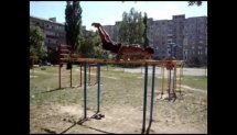 Street Workout Summer 2011