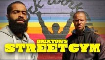 THE BRIXTON STREET GYM LAUNCH | @BLOCKWORKOUT