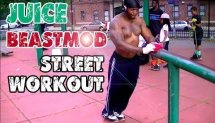 JUICE (Beastmode) - training program | street workout