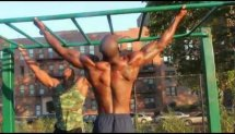Team Beastmode-J.R.-extreme workout (push-ups,dips,pull-ups)