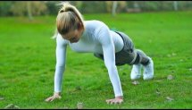 Learning Push Ups Right - Women Workout