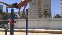 Progreso Street Workout - Cristian Powah
