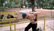 Street Workout SWL-Limeira -SP