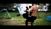 Bar Gladiators Street Workout Kumanovo, Macedonia Full (HQ)