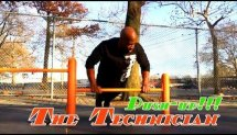 The Technician returns!!! Push-ups endurance