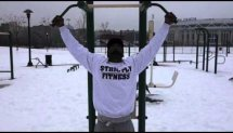 Ty Banger's Snow Day Winter Workout