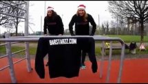 Streetworkout Christmas Ladies