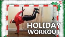 #51 - TRX Motivation + Calisthenics Workout - Holiday Edition
