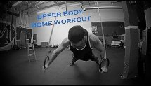 Upper Body Workout for Home Training