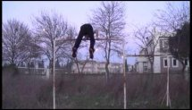 Street Workout Gelibolu