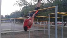 Alexis Rivero, Freestyle, Strongest Street Workout
