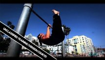 UNCLASSIFIED TRAINING By J.Ortega - Amazing street workout teaser
