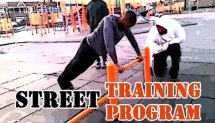 Street Training program | Devin Sosa (Bar-barians)
