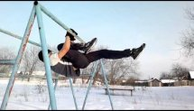 Winter Workout 2012 Popov Artem
