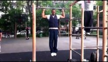 Zakaveli (Bar-barians) - Street Workout.
