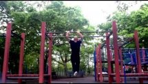 Niroc (Bar-barians) - Street Workout 2012