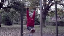 Front lever progressions (calisthenics street workout tutorial)