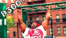 D3Hundred -  The world's most powerful athlete / Street Workout