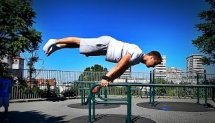Street Workout- Tasmajdan