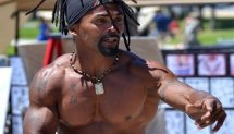 Calypso Tumblers Raymond Bartlette- Life Story of international Street Performer