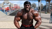 Kali Muscle: 14 Muscle-Ups (265 LBS) Part 2