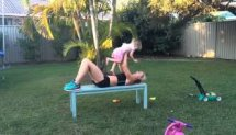 @staystrongmummy workout