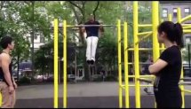 MANHATTAN EXTREME PULL-UPS/MUSCLE UPS 70 REPS