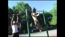 UNOFFICIAL WORLD RECORD MUSCLE-UPS! 27 JARRYD