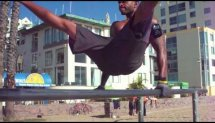 Santa Monica Beach Workout Part 2