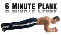 Plank Challenge - 6 Minutes Workout