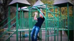 Monkey Bars Freestyles.