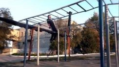 The Street Mob - Rustam Ruziev / Street Workout 2012