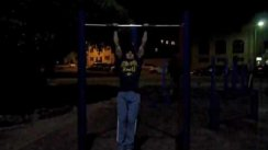June 2k10 Full Dead Hang Muscle ups