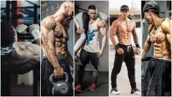 TOP 10 STRONGEST WORKOUT ATHLETES 2017
